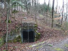 Bunker, Hausen, Aargau, Switzerland (W-chlaus) Tags: schweiz switzerland suisse swiss wwii bunker ww2 aargau armee hausen 5212 münzentalstrasse bunkerfreunde