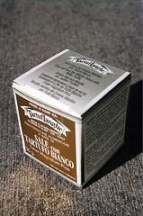 White Truffle Salt (jjldickinson) Tags: food concrete italian box salt longbeach fungus packaging wrigley truffle olympusom1 seasoning whitetruffle fujicolorsuperiaxtra400 tubermagnatumpico tartuflanghe promastermcautozoommacro2870mmf2842 promasterspectrum772mmuv roll495o2 salecontartufobianco saltwithwhitetruffle whitetrufflesalt