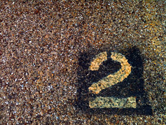 Two (Whatknot) Tags: two dallas texas y number 2012 underfoot whatknot