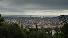 Park Gell I (Sisi. Zhang) Tags: barcelona park city sea mountain spain parkgell