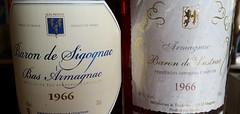 1966 Vintage Armagnac (Fareham Wine) Tags: hampshire 1966 50th birthdaygift 50thanniversary 50thbirthday anniversarypresent 1966vintage lustrac hampshirewine farehamwinecellar barondelustrac vintagearmagnac barondesigognac sigognac 1966vintagearmagnac