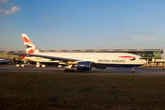 G-YMMH_20150615_LHR_0743_M (Black Labrador13) Tags: london plane heathrow aircraft civil british boeing airways 777 avion lhr airliners vliegtuig b777 777200 777236 gymmh