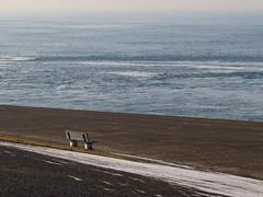the Lonely bench at Kaaphoofd (Johan Moerbeek) Tags: bankje bench huisduinen noordholland noordzee uitzicht