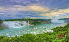 Niagara Falls (cmfgu) Tags: niagarafalls ontario canada waterfall americanfalls horseshoefalls canadianfalls niagarariver hdr highdynamicrange bridalveilfalls goatisland niagaragorge craigfildesfineartamericacom art wall canvasprint framedprint acrylicprint metalprint woodprint greetingcard throwpillow duvetcover totebag showercurtain phonecase sale sell buy purchase gift craigfildes artist photographer photograph photo picture prints