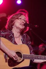 Joella Foulds – Home She'll Be: A Tribute to Rita MacNeil – 10/18/08 (photo: Murdock Smith)
