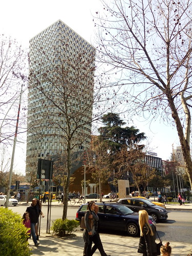 TID Tower/ Plaza Hotel Tirana