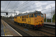 No 31233 8th March 2017 Ipswich (Ian Sharman 1963) Tags: no 31233 8th march 2017 ipswich class 31 diesel station engine railway rail railways train trains loco locomotive network derby colchester geml great eastern mainline