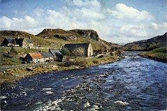 Poolewe (Neil F King) Tags: scotland postcard westerross rossandcromarty jarthurdixon