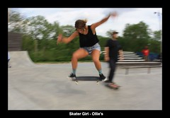 Skate Girl Ollie (Kansas 360 Tours) Tags: stuff