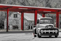 Ford F-100 (*Ken Lane*) Tags: hot classic car truck nikon classiccar vintagecar antiquecar northcarolina rod nikkor carshow vintagecars classictruck dx antiquecars carshows collectorcars apsc cropsensor d7000 nikond7000