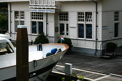 Entrance building Stichting Veerhaven Rotterdam (mishavb) Tags: haven holland netherlands dutch river boats harbor dock rotterdam architect maas 010 archtecture veerhaven zuidholland southholland