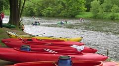 2013-053019 Rafting (bubbahop) Tags: film river movie video break rafting czechrepublic raft vltava cesky krumlov esk 2013 europetrip28 umilana