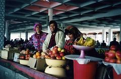 Uzbekistan - Samarkande. Market