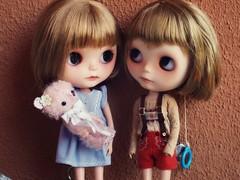 Secrets!♥Bloomy and Sia