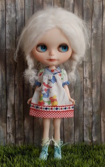 hanky dress by *Dollily*