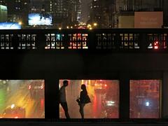 10th Avenue Square (Eddie C3) Tags: newyorkcity rain couple parks highline nycparks abigfave friendsofthehighline highlinepark