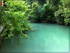 -  -     |   Jableh - Lattakia - wadi al mulook Resort (Young syrian's Lens -   ) Tags: lake nature water spring syria siria   jableh