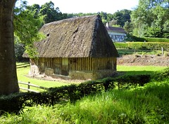 Chaumire Lieuvin (stanzebla) Tags: thatchedroof strohdach chaumire dpartementeure