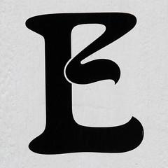 letter E (Leo Reynolds) Tags: canon eos e 7d letter f80 oneletter eee 80mm iso160 0006sec hpexif grouponeletter xsquarex xleol30x xxx2013xxx