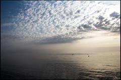 20130808-7 (sulamith.sallmann) Tags: morning sea sky meer wasser europa mare himmel wolke wolken balticsea latvia waters ostsee morgen stimmung morgens stille lettland frh latvija ruhe gewsser ostseekste kurzeme lva kurland abragciems sulamithsallmann ambrack