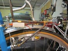 Switcheroo (jimgskoop) Tags: blue bicycle cycling pelican custom racks randonneur boxdogbikes 2013 bdb eyefi