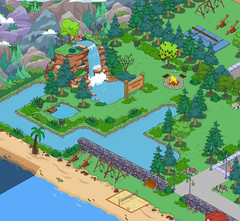 Springfield Falls (jeannie*) Tags: autostitch springfieldfalls thesimpsonstappedout