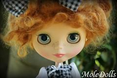 OOAK Custom Blythe N#70 by MoleDolls