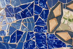 _MG_1136 (Andy McCarthy UK) Tags: barcelona blue water spain september tiles gaudi parkguell parkgell 2013
