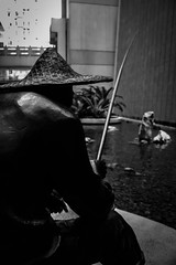 Urban Fisher (Jack the Traveler) Tags: china travel urban canon photography photo fishing republic photographer shanghai kitlens peoples fisher traveling amateur phot efs traveler travelphotography 600d 18135mm