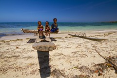 Papua New Guinea (Stephen Walford Photography) Tags: travel blue sea beach boat sand paradise pacific png papuanewguinea