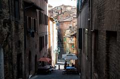 Streets of Siena (raphael.chekroun) Tags: travel italy art europe italia tuscany firenze siena toscana toscane italie