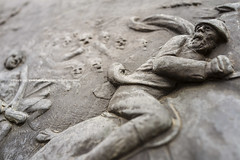 Tam O Shanter | .. (francisling) Tags: robert wall bronze zeiss 35mm t poem sony cybershot story burns engraving poet sonnar     rx1    dscrx1
