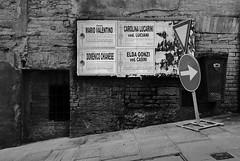 Direzione. (Erik van der Zwet Slotenmaker) Tags: italy italia tuscany siena toscana toscane italie