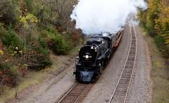 Milwaukee Road Engine No. 261 (DVS1mn) Tags: county railroad train engine rr trains locomotive mn willmar steamlocomotive milwaukeeroad kandiyohi engine261