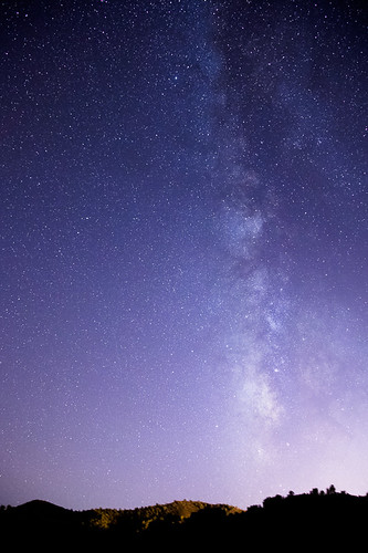 The Milky Way - Looking South - Oct 08 2013