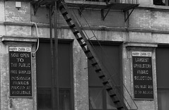 image5165.jpg (Keith Levit) Tags: city nyc urban signs newyork building sign stairs america buildings stair exterior unitedstates cities staircase exteriors faade