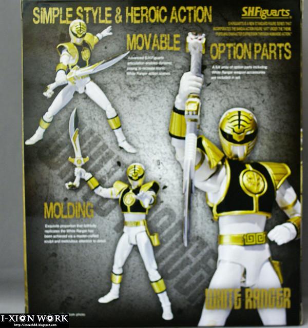 【玩具人'一眼' 投稿】S.H.Figuarts 北美包裝的白虎連者!