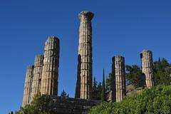 Delfi's Oracle (francescasiccardi95) Tags: delphi greece grecia tempio oracolo delfi sitoarcheologico
