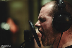 Tagada Jones (Mathieu EZAN) Tags: studio album scream singer niko recording 20ans 135mm chanteur enregistrement tagadajones canon5dmarkiii mathieuezan