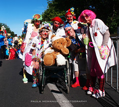 2012 Christmas Pageant (Paula McManus) Tags: christmas clown olympus parade adelaide clowns pageant southaustralia christmaspageant childrenshospital clowndoctors clowndoctor paulamcmanus creditunionchristmaspageant 2013creditunionchristmaspageant 2013christmaspageant