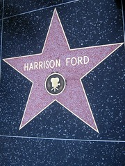 """Harrison Ford Star • <a style=""""font-size:0.8em;"""" href=""""http://www.flickr.com/photos/109120354@N07/11047671676/"""" target=""""_blank"""">View on Flickr</a>"""