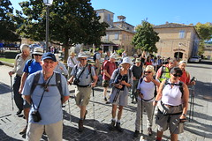 Walkers ready at Servigliano
