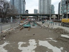 Waterfront: Queen's Quay W Revitalization (City of Toronto, U & C, West 8 & DTAH) + TTC Spadina Loop (drum118) Tags: waterfront c u west8 cityoftoronto urbantoronto transitttc queensquaywrevitalization ttcspadinaloop dtaharchitects