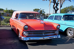 113013 Back in the Day 103 (SoCalCarCulture - Over 30 Million Views) Tags: show california ford 1955 car dave sedan carson back day panel lindsay delivery van courier mainline sal18250 socalcarculture socalcarculturecom