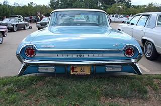 1961 Oldsmobile Dynamic 88 Holiday Sedan (7 of 7)