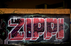 HallWorks: »Zippi« – Night-Pieces BXLII - 1720x (Jupiter-JPTR) Tags: germany graffiti cologne colonia nightshots halloffame ccaa nightvisions jptr ensembles zippi lyp hallb hallworks nightpieces