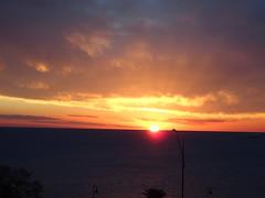 Sunset - Costa Colonia Hotel Room 306 - Colonia Del Sacramento, Uruguay