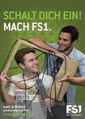 Turn On Yourself, Make FS1. - Studentenfutter