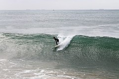 Catching a wave (Jade Higman) Tags: ocean africa travel sea sport canon southafrica surf waves south wave surfing durban lptide