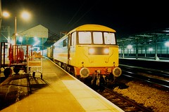 86223 Crewe 23.10.87 (jonf45 - 2.5 million views-Thank you) Tags: city electric br rail trains class crewe british locomotive railways 86 inter 86223